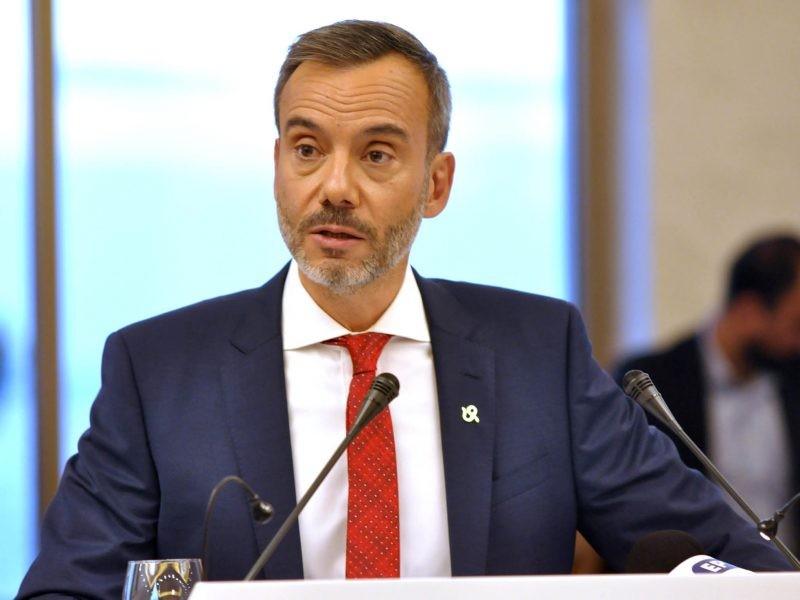 Ο Δήμαρχος Θεσσαλονίκης Κωνσταντίνος Ζέρβας στο «Π»: Δεν είμαι ο δήμαρχος του γραφείου