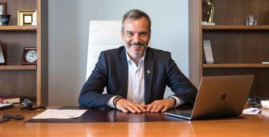 Eπικεφαλής της αντιπροσωπείας στο Ευρωπαϊκό Συμβούλιο Δήμων και Περιφερειών/ CEMR ο Δήμαρχος Θεσσαλονίκης Κ. Ζέρβας