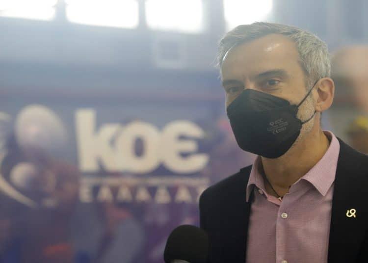 Κωνσταντίνος Ζέρβας: Ο δήμαρχος Θεσσαλονίκης στο sports3.gr