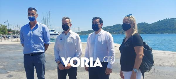 Έρχονται νέες ακτοπλοϊκές συνδέσεις με Θεσσαλονίκη – Ικανοποίηση για Σποράδες