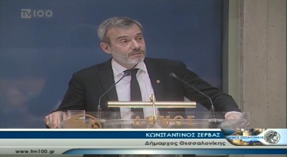 Δευτερολογία δημάρχου Θεσσαλονίκης στην 2η Συνεδρίαση του Δημοτικού Συμβουλίου