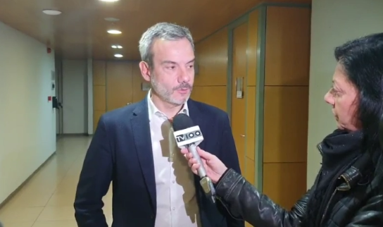 Δήλωση δημάρχου Θεσσαλονίκης για το κλείσιμο της Νέας Παραλίας