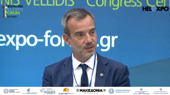 Τοποθέτηση Κ. Ζέρβα στο Thessaloniki Helexpo Forum «Η Θεσσαλονίκη: Ευκαιρίες και Προοπτικές»