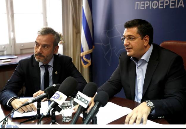 Δημοσκόπηση: Πως βαθμολογούν οι Θεσσαλονικείς Ζέρβα και Τζιτζικώστα