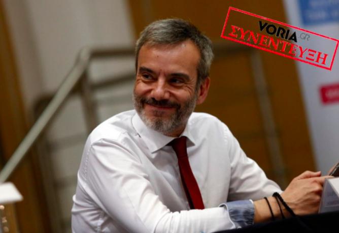 Ζέρβας: Νέο Τελ Αβίβ η Θεσσαλονίκη του 2030 – Στήνω ήδη το ψηφοδέλτιο του 2023