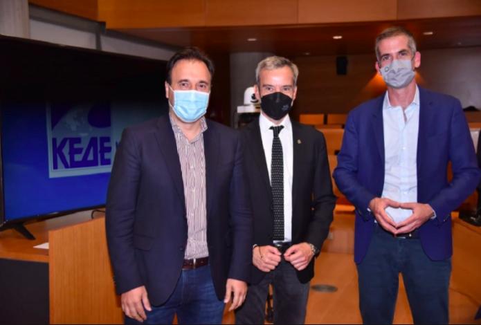 Ζέρβας: Η Αυτοδιοίκηση στηρίζει εμπράκτως τη ΔΕΘ