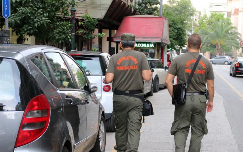 Θεσσαλονίκη: Οι 10 + 1 στόχοι της δημοτικής αστυνομίας για το 2020