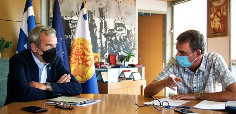 Κωνσταντίνος Ζέρβας: Τι θα ζητήσω από τον πρωθυπουργό στη ΔΕΘ